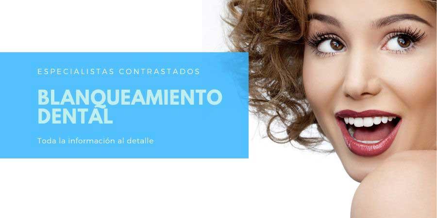 Blanqueamiento dental en Sabadell